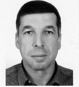 Yusef Alkhatib, Beisitzer des Begegnungszentrums Kinderhaus e.V.