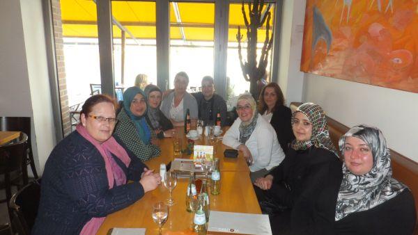 Internationale Islamische Frauengruppe