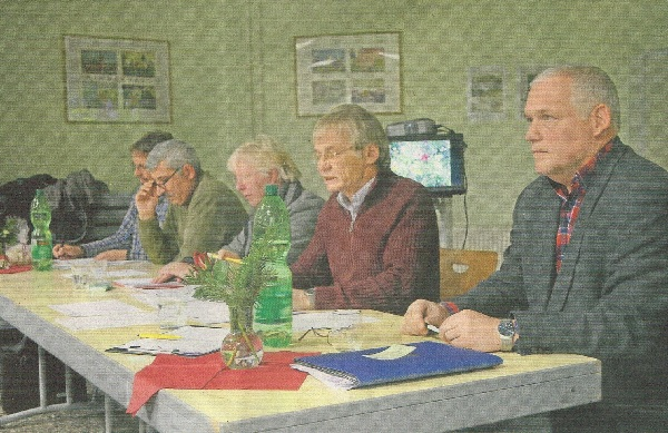 Mitgliederversammlung, Copyright Jankowiak, 001