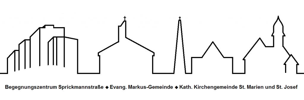 Logo, Kirchen