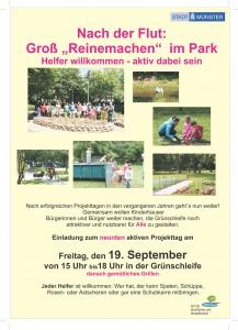 Poster, Projekttag, 19.09.14