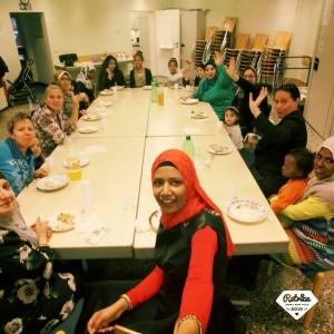 Kreative Frauengruppe, alternativ