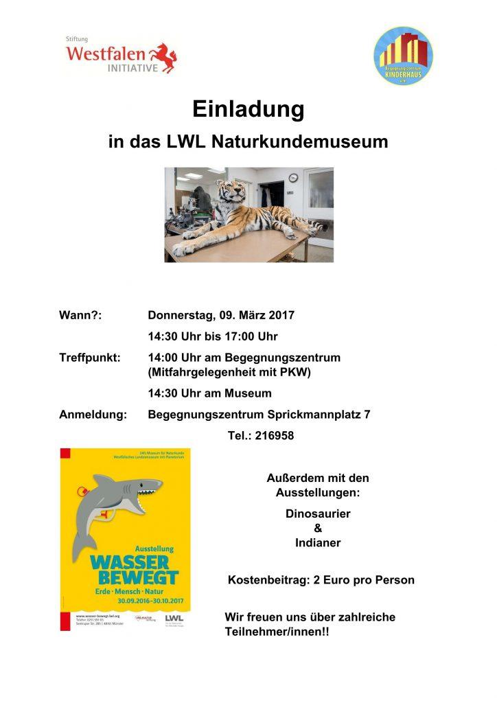 Einladung zum Besuch in das LWL Naturkundemuseum_01